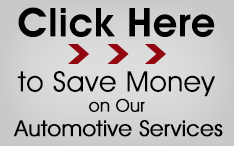Special Offers, Automotive Services in Frankfort, KY